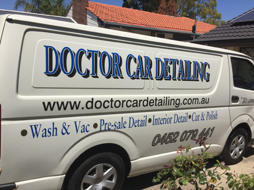 Doctor Car Detailing Mobile Car Detailing Adelaide Car